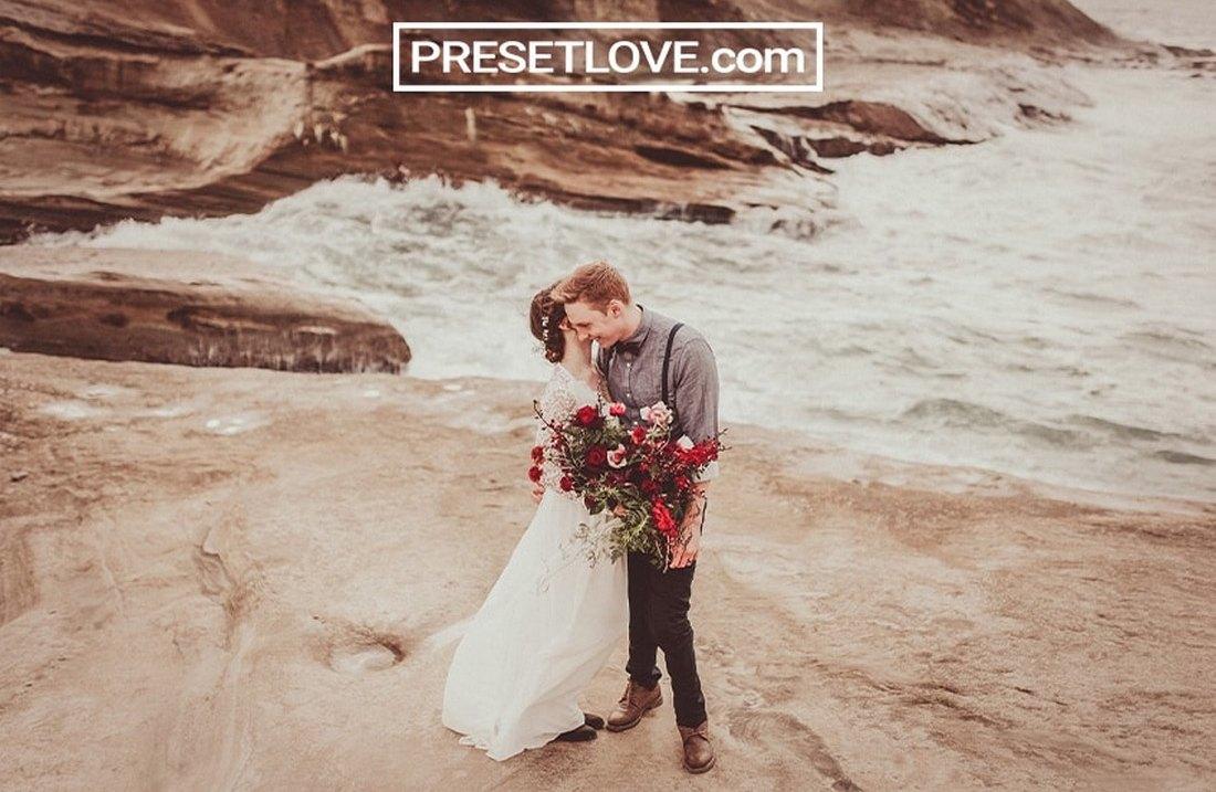 Boho Wedding Free Lightroom Preset