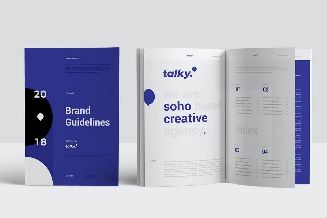 Brand Guideline for Startup & Agency