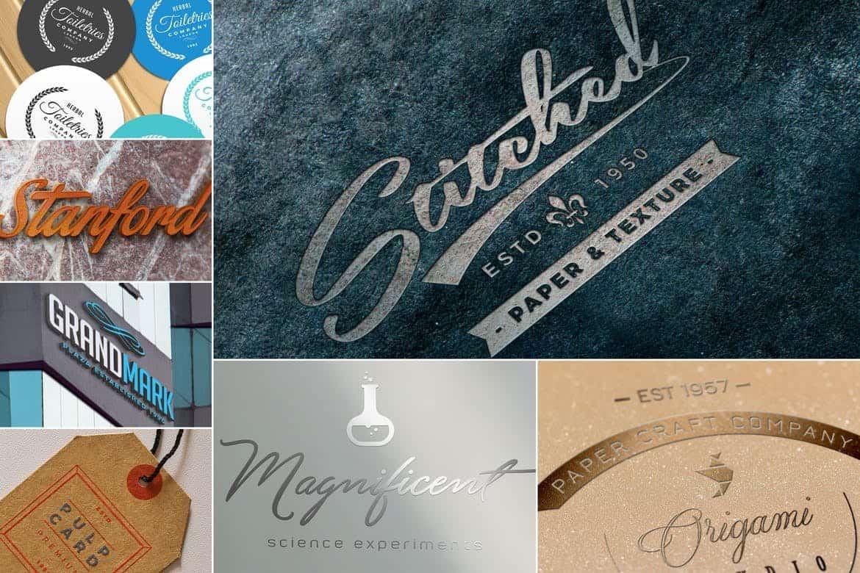 Branding-Logo-Mockups 100+ Logo Mockup Templates (PSD & Vector) design tips