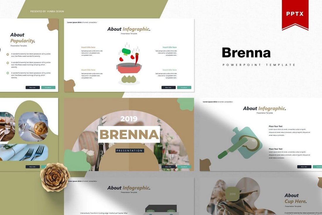 Brenna-Modern-Powerpoint-Template 30+ Animated PowerPoint Templates (Free + Premium) design tips