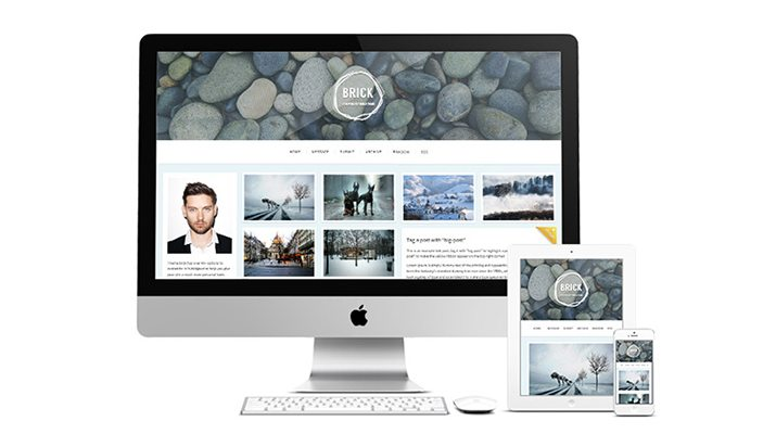 Brick-Free-Tumblr-Theme 50+ Best Free & Premium Tumblr Themes 2018 design tips