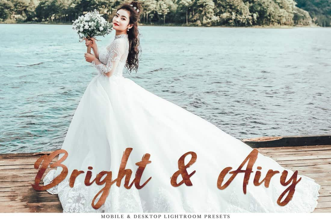 Bright-Airy-Mobile-Desktop-Lightroom-Presets-1 50+ Best Lightroom Presets of 2020 design tips