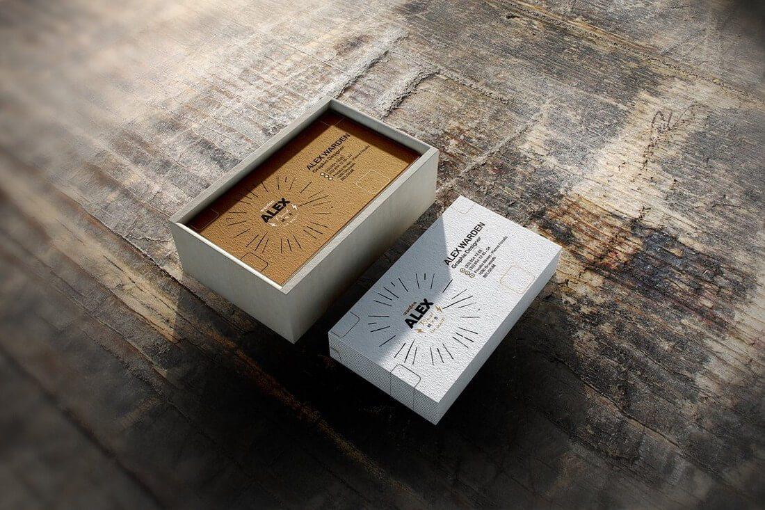 70 corporate creative business card mockups design shack business card box mock up 4 magicingreecefo Images