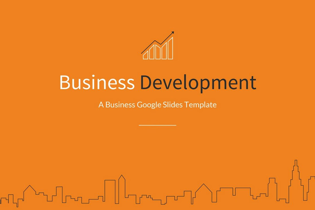 Business-Development-Google-Slides-Template 15+ Google Slides Templates for Teachers design tips