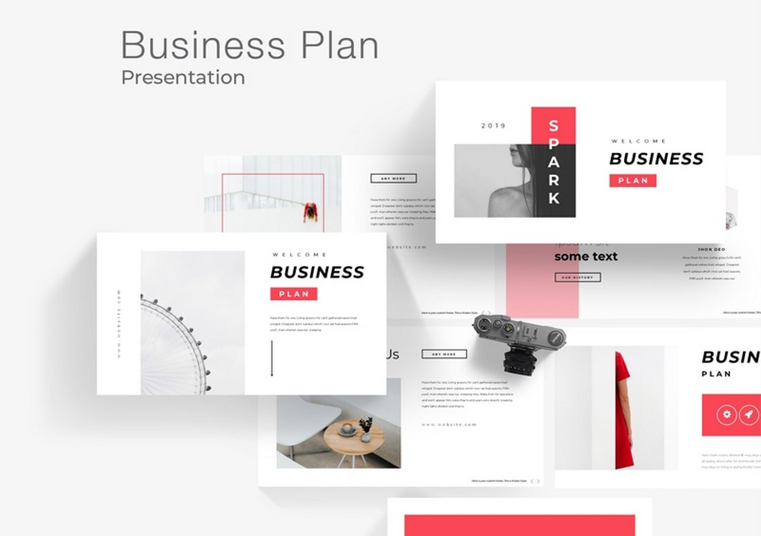 Business Plan Free Powerpoint Presentation