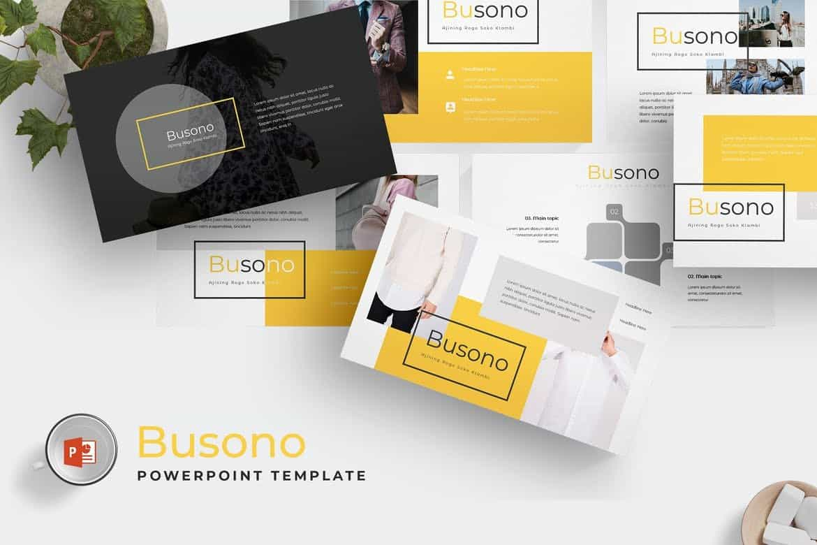 Busono-Creative-Powerpoint-Template 30+ Animated PowerPoint Templates (Free + Premium) design tips