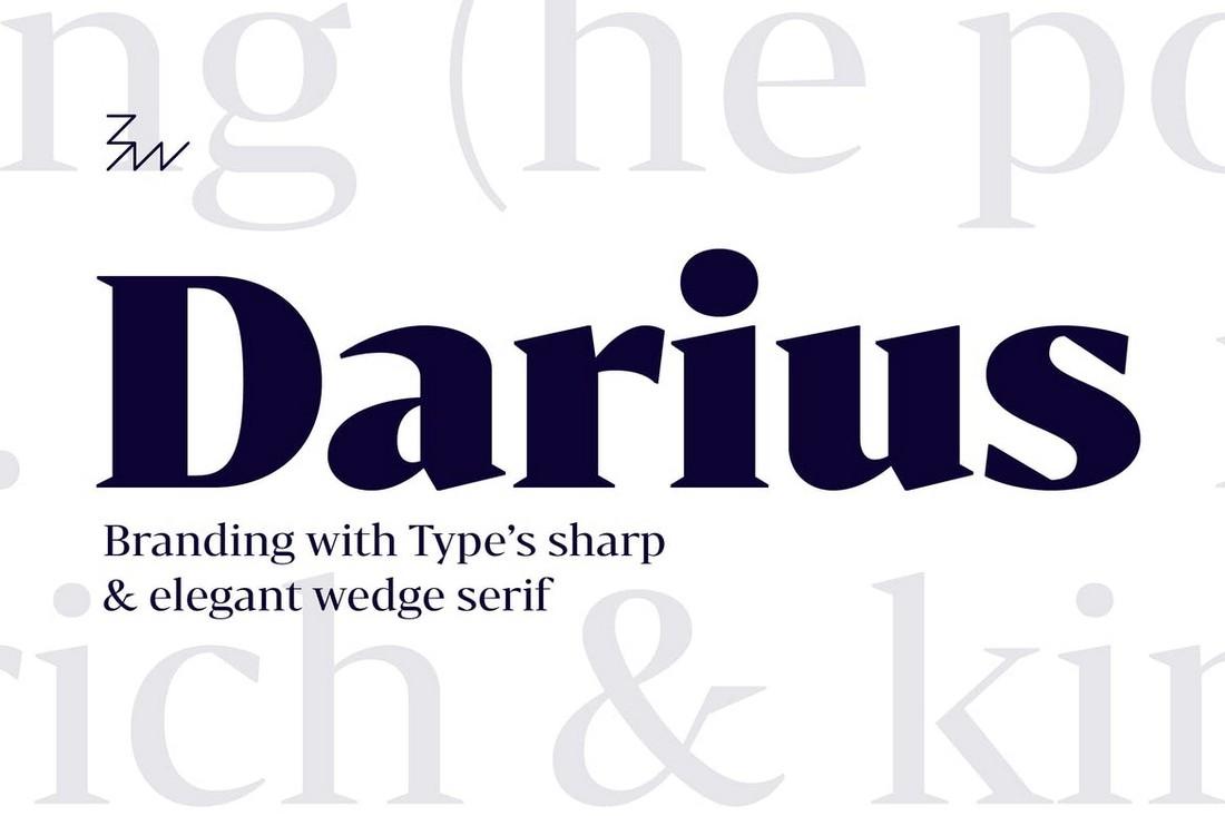 Bw-Darius-Creative-Serif-Font 60+ Best Free Fonts for Designers 2020 (Serif, Script & Sans Serif) design tips