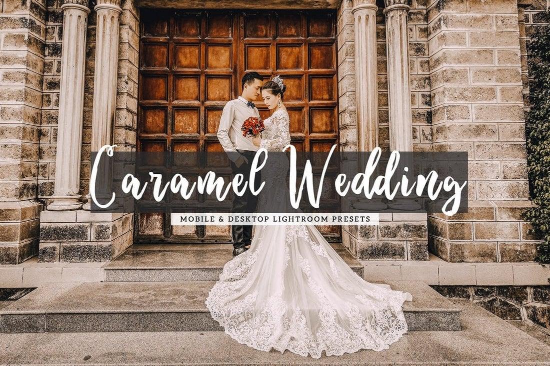Caramel-Wedding-Mobile-Desktop-Lightroom-Presets-1 50+ Best Lightroom Presets of 2020 design tips  Inspiration|lightroom|presets
