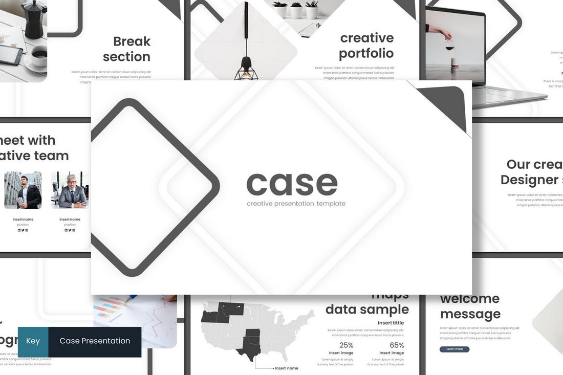Case-Minimal-Keynote-Template 50+ Best Keynote Templates of 2021 design tips