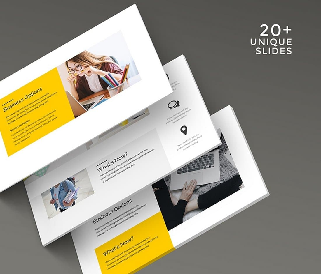 Case-Study-Free-Minimal-Keynote-Template 50+ Best Free Keynote Templates 2020 design tips