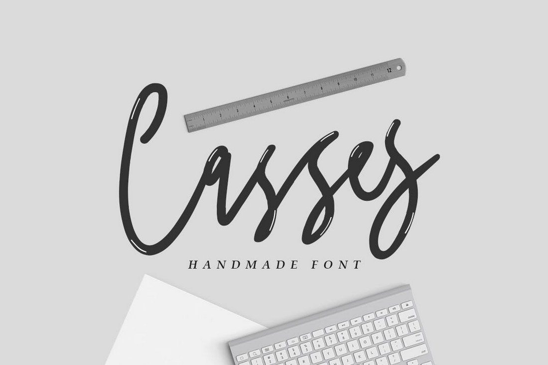 Casses-Font 30+ Best Fonts for Logo Design design tips