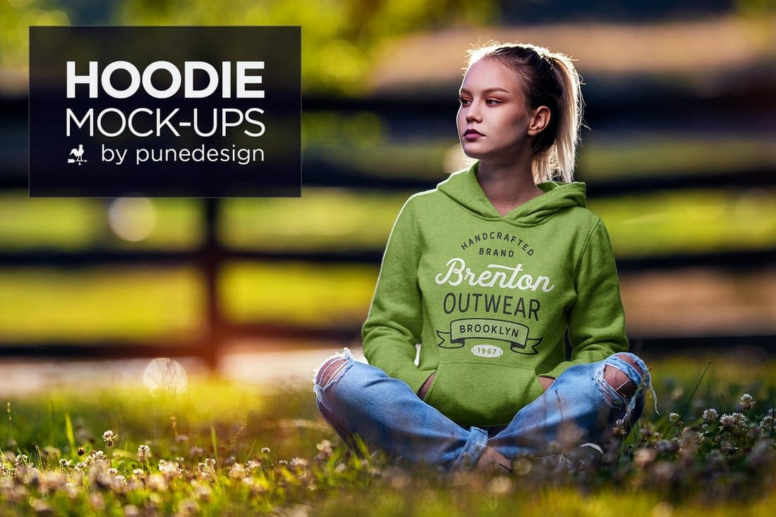 Casual-Hoodie-Mockup-Templates 20+ Hoodie Mockup Templates (Free & Premium) design tips  Inspiration