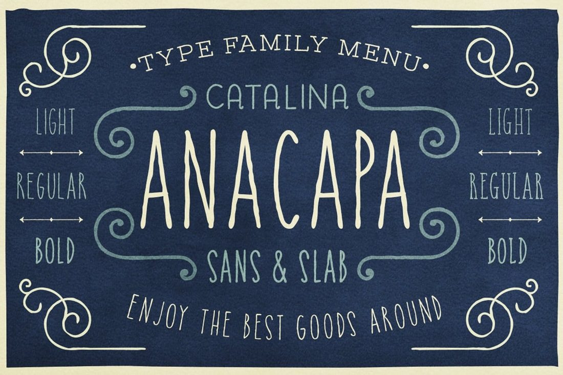Catalina-Anacapa 40+ Best Condensed & Narrow Fonts of 2019 design tips