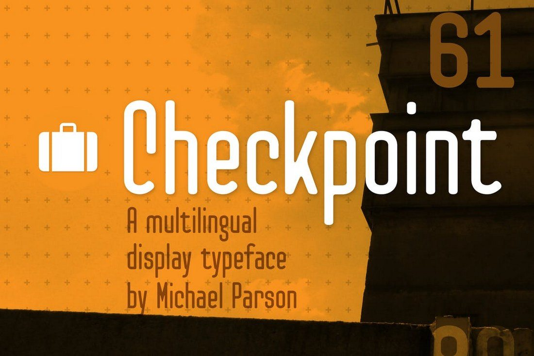 Checkpoint 40+ Best Condensed & Narrow Fonts of 2019 design tips
