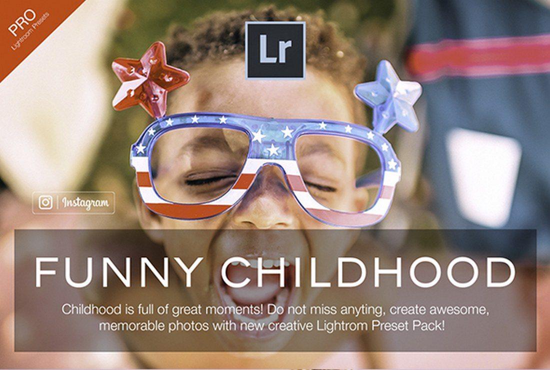 Childhood-Newborn-Lightroom-Presets 20 Best Newborn Lightroom Presets for Baby Photography design tips