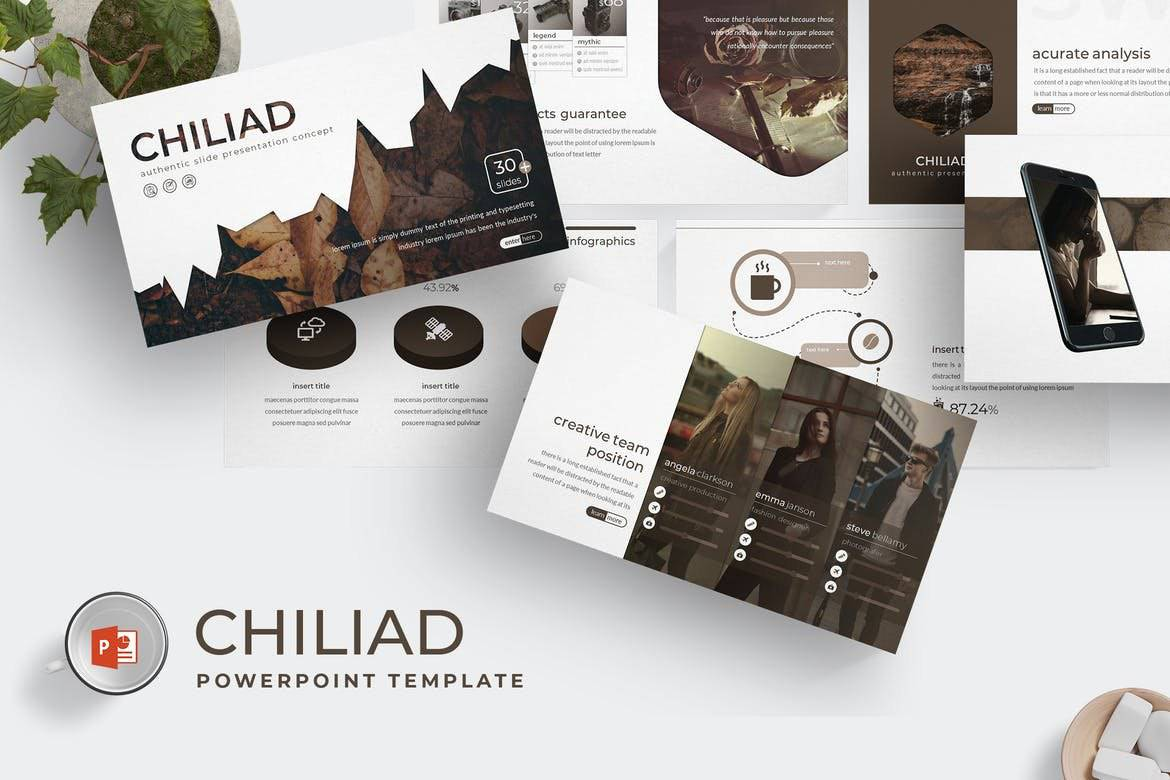 Chiliad-Visual-Powerpoint-Template 30+ Animated PowerPoint Templates (Free + Premium) design tips