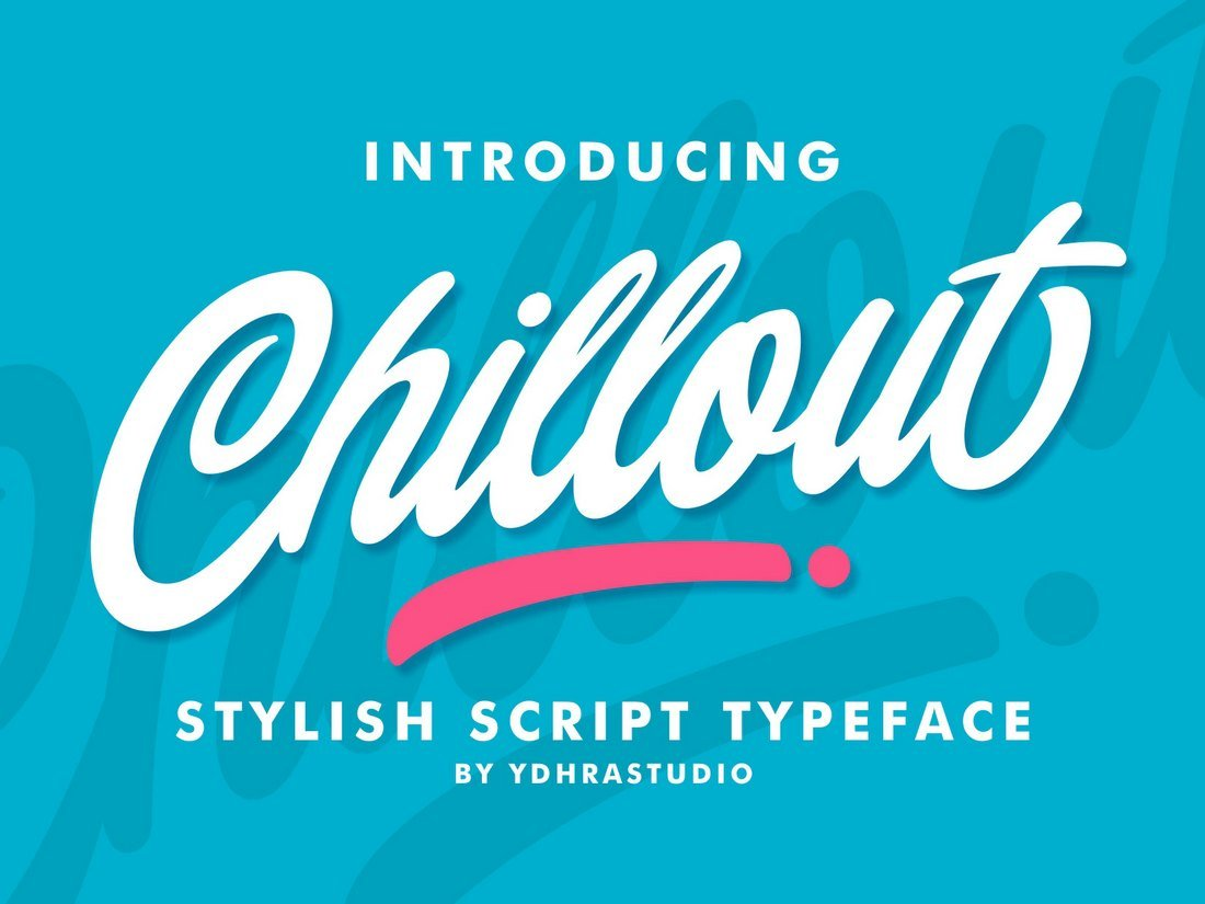 Chillout-Free-Script-Font 60+ Best Free Fonts for Designers 2019 (Serif, Script & Sans Serif) design tips
