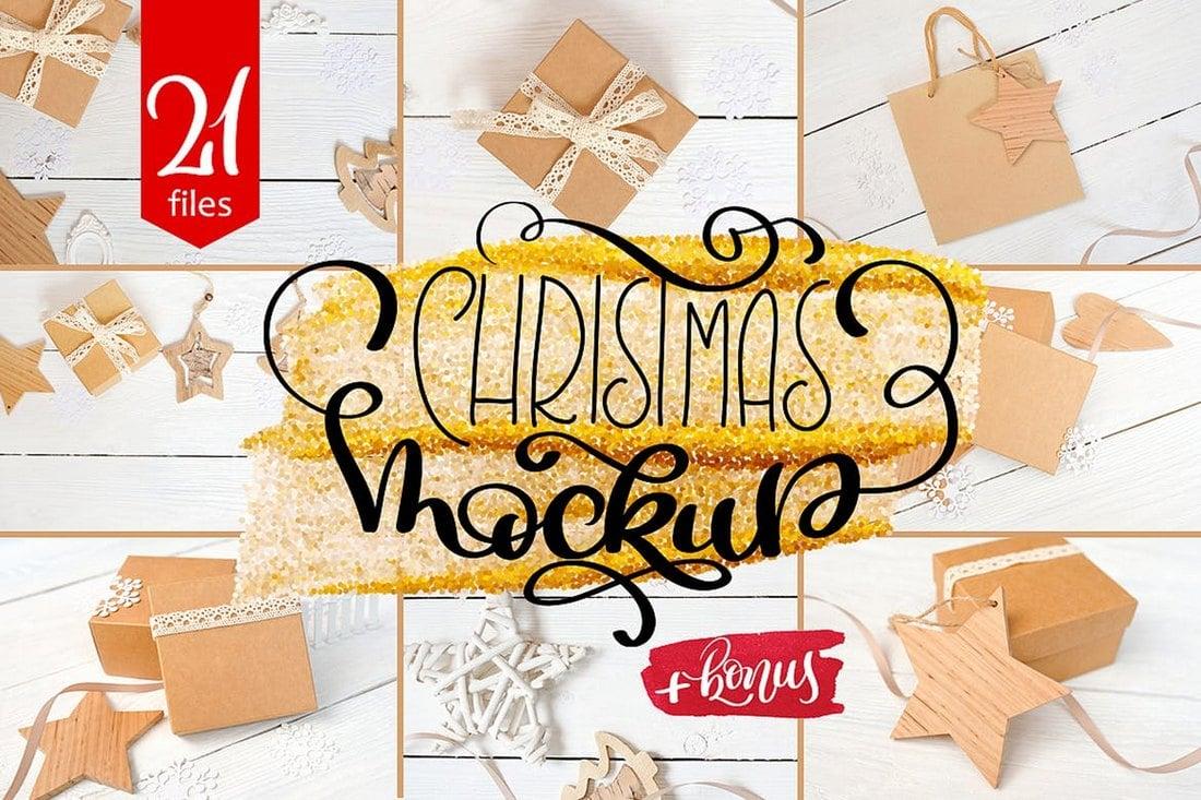 Christmas-Mock-Up-Photos-Collection 70+ Christmas Mockups, Icons, Graphics & Resources design tips