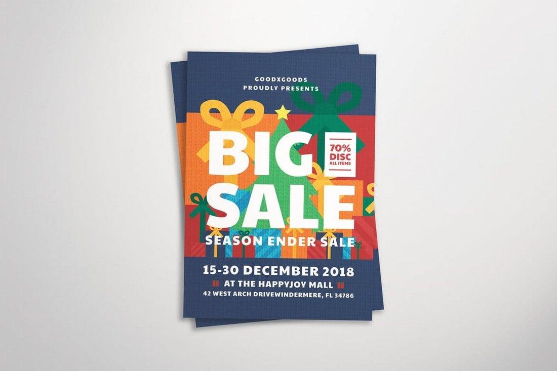 Christmas-Sale-Flyer 20+ Best Event Flyer Templates design tips