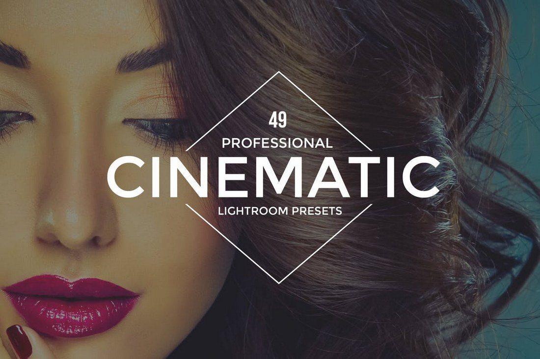 Cinematic-Lightroom-Presets-2 40+ Best Lightroom Wedding Presets design tips