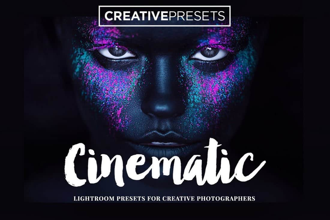 Presets cinematográficos de Lightroom