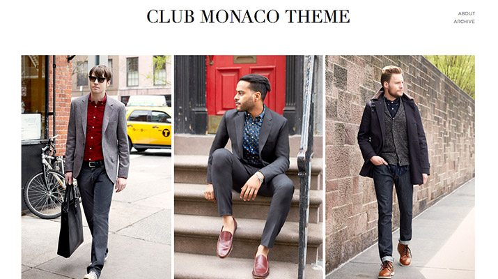 Free Fashion Themes For Tumblr Club Monaco Free Tumblr Theme
