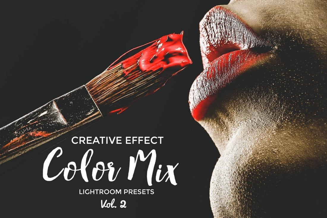 Color-Mix-Lightroom-Presets-Vol.-2-1 50+ Best Lightroom Presets for Portraits (Free & Pro) 2020 design tips
