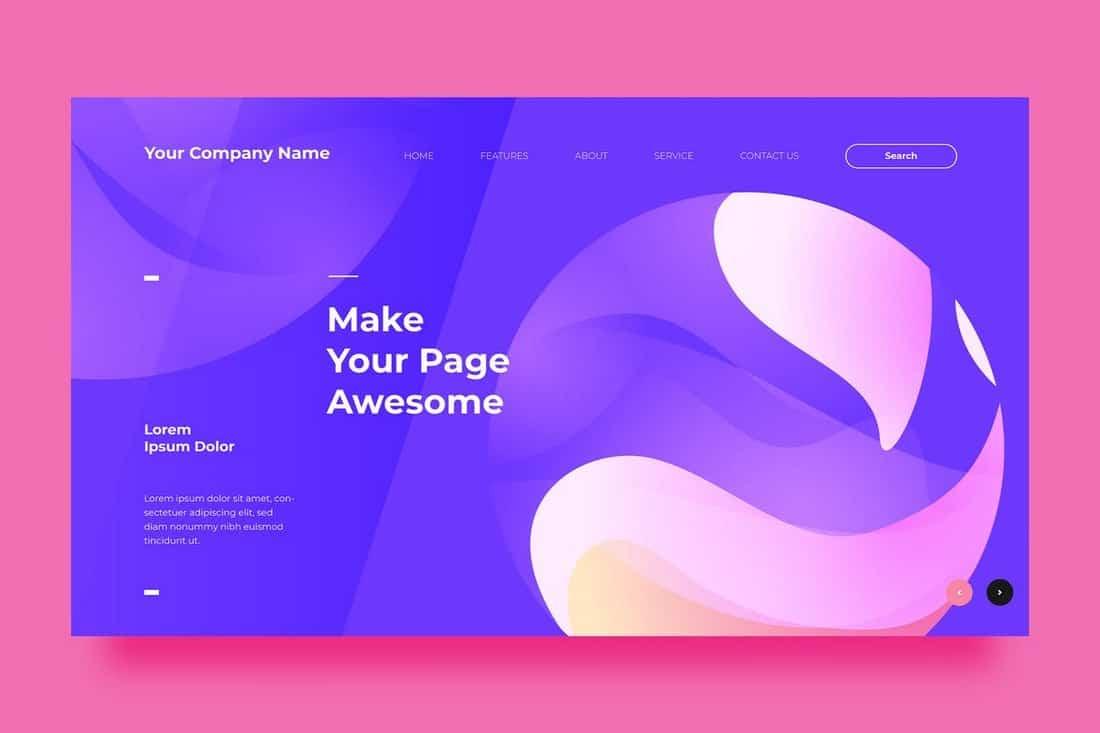 Design Templates Background