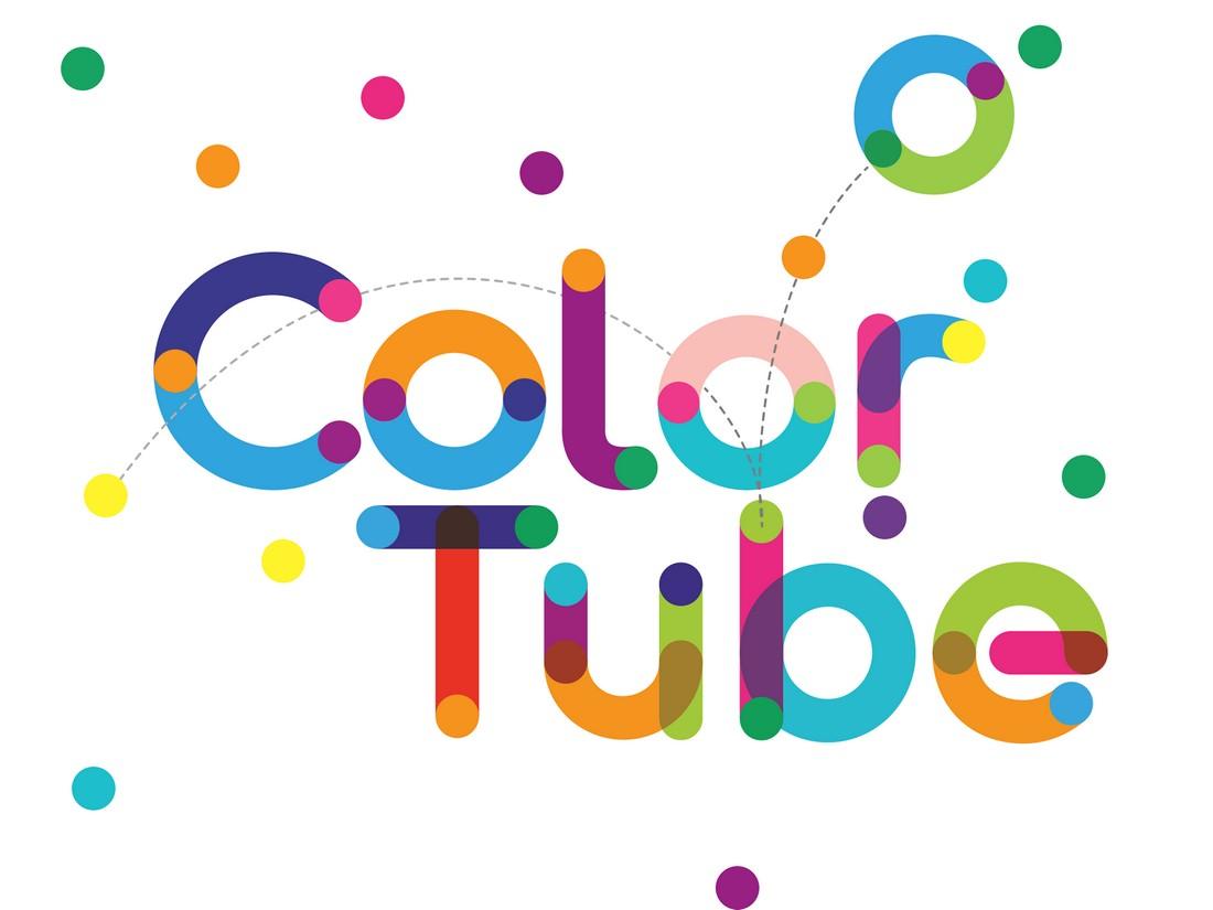 Colortube - Free Color Font