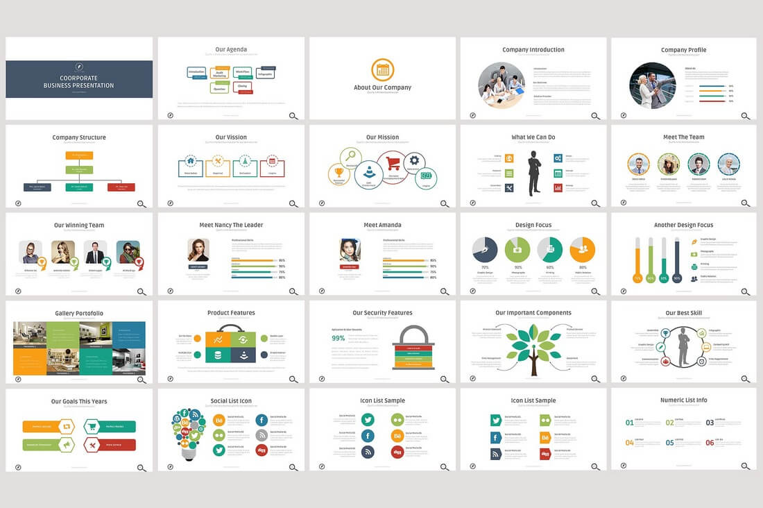 business presentation powerpoint 20 best business powerpoint