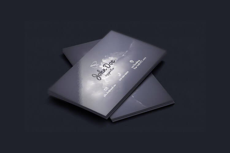 Copywriter-Business-card-psd