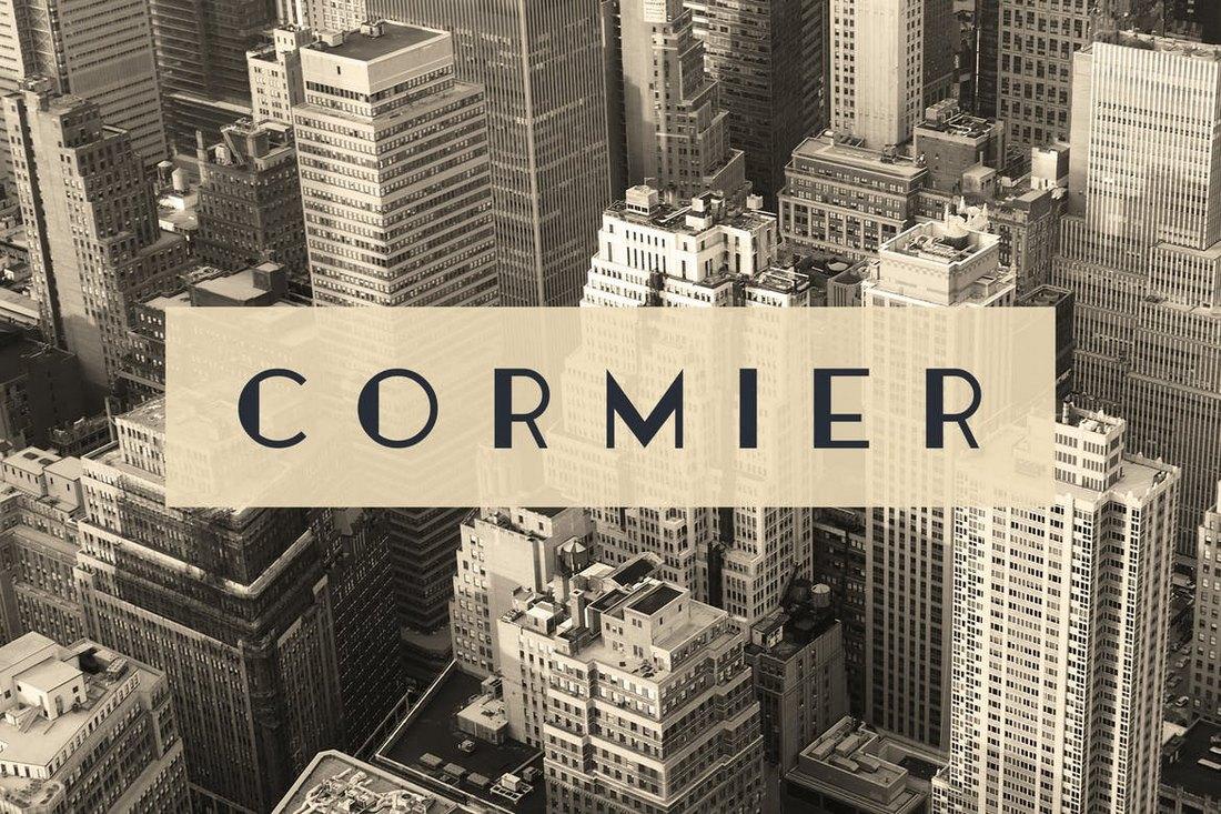 Cormier-Art-Deco-Font 20+ Best Fonts for PowerPoint Presentations design tips