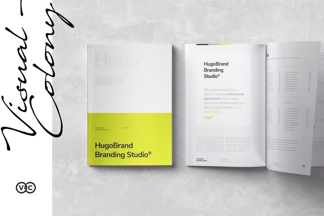 Corporate-Brand-Manual-Template 20+ Best Brand Manual & Style Guide Templates 2020 (Free + Premium) design tips