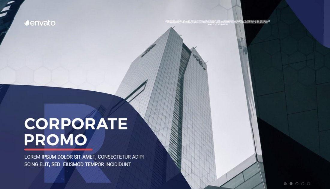 Corporate Promo - Premiere Pro Template
