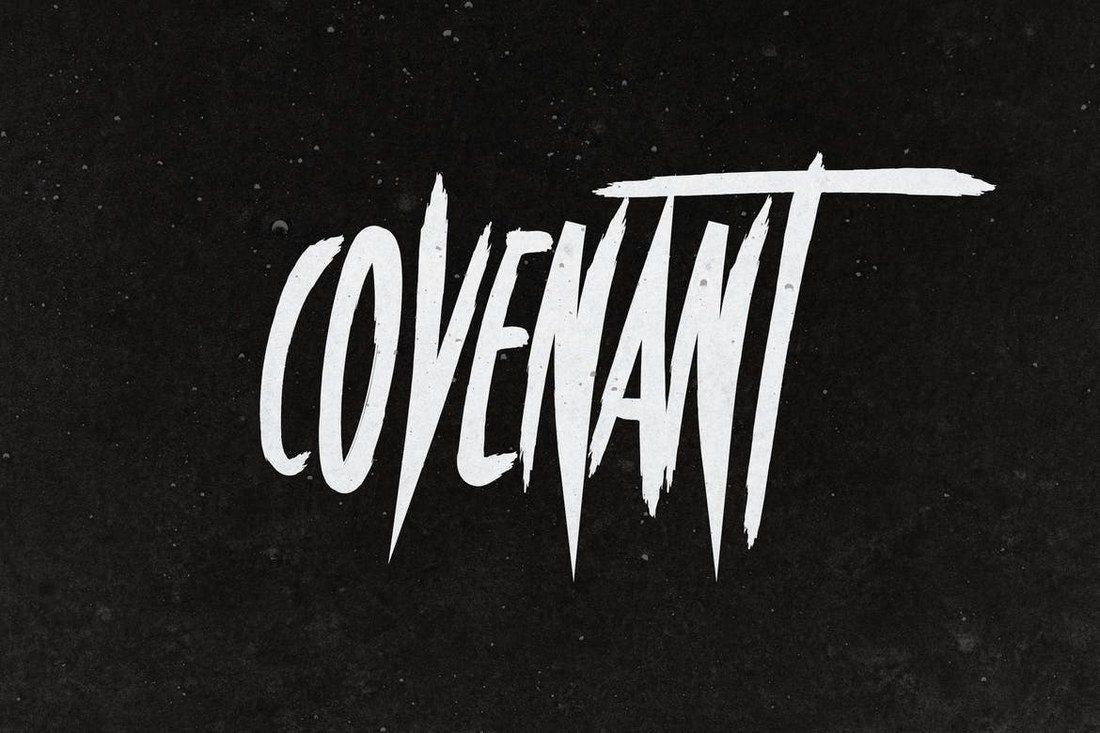 Covenant-Poster-Font 60+ Best Big, Poster Fonts of 2019 design tips