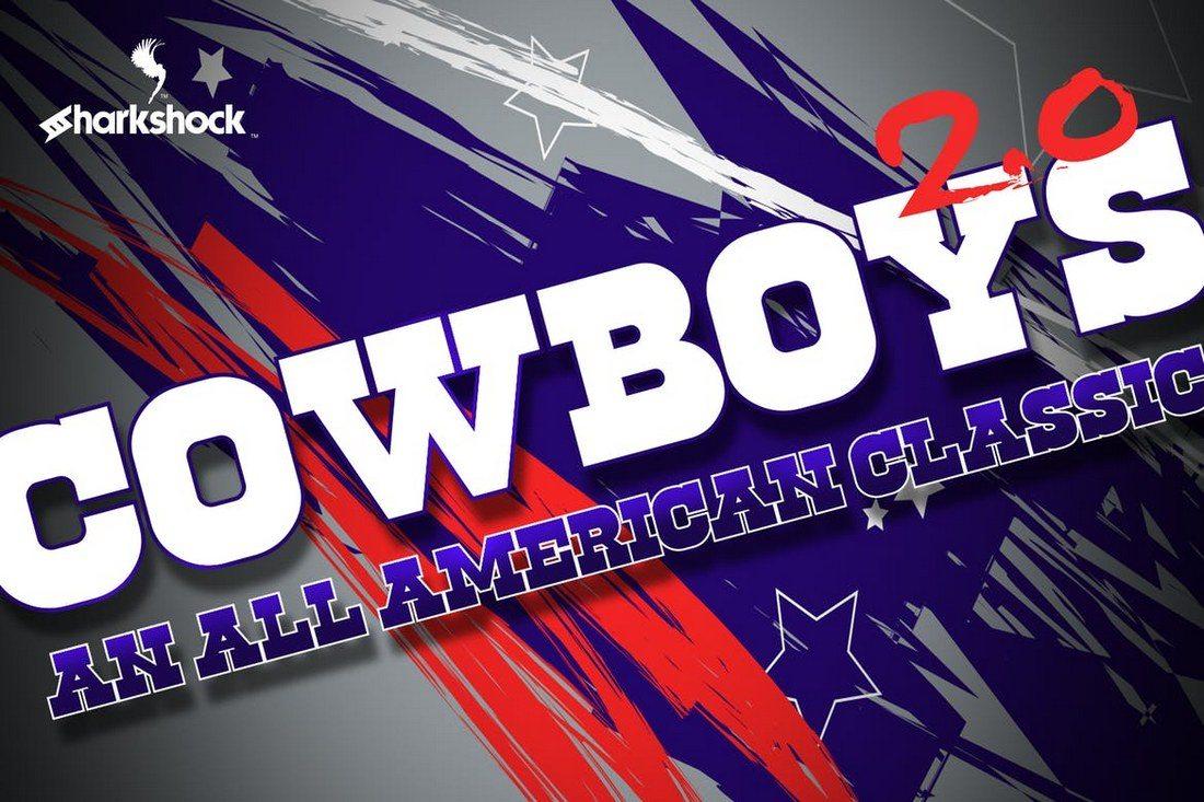 Cowboys-2.0 50+ Best Slab Serif Fonts of 2019 design tips