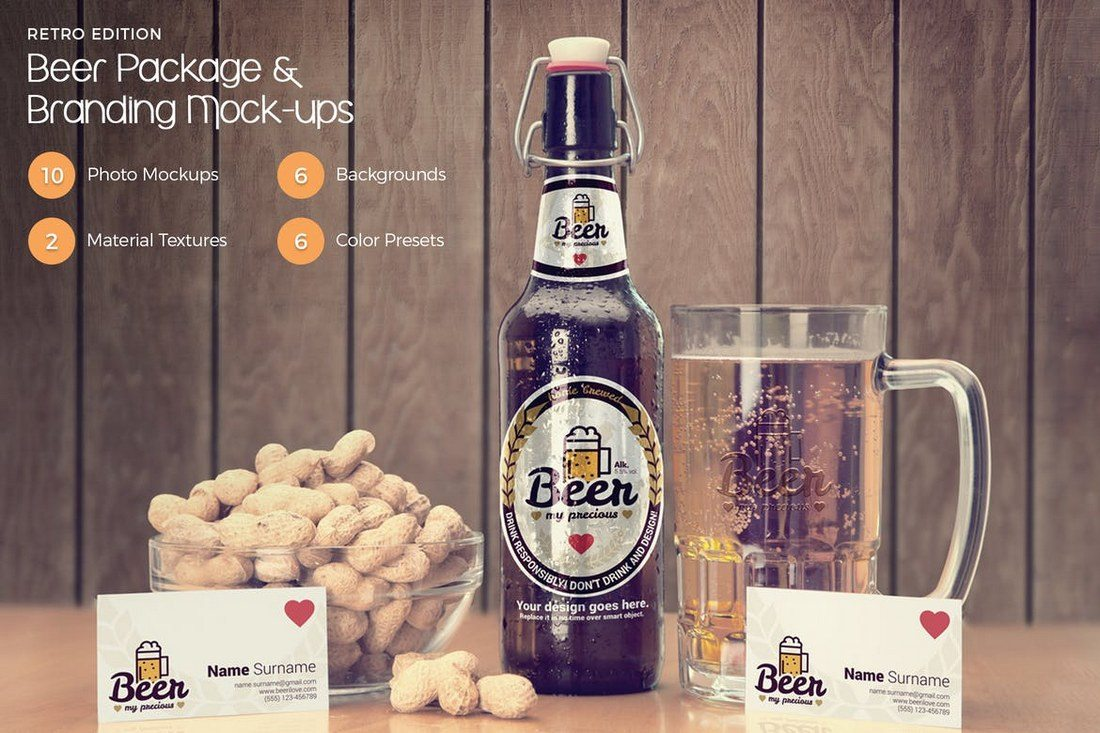 Craft-Beer-Package-Branding-Mockups 40+ Stunning Vintage Mockup Packs & Graphics design tips