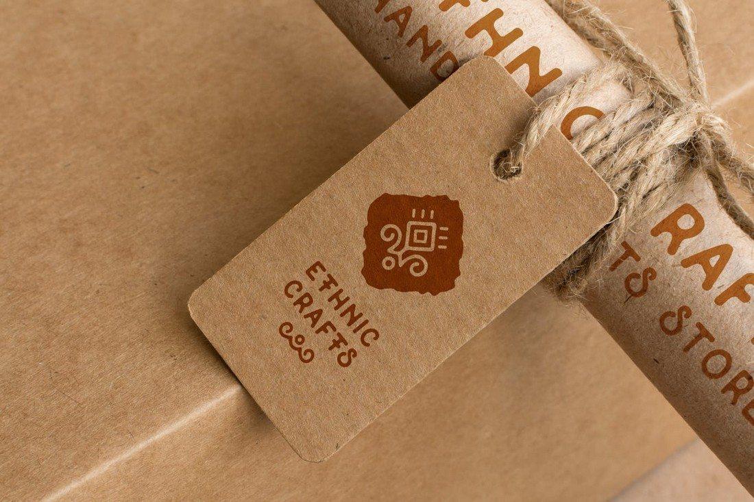Craft-and-Cardboard-Edition-Logo-Mockups 100+ Logo Mockup Templates (PSD & Vector) design tips