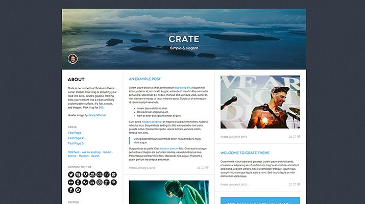 Crate-Premium-Tumblr-Theme