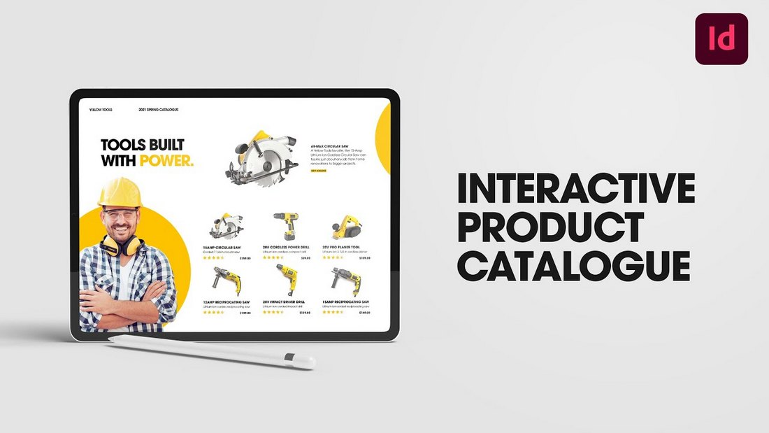 Create an Interactive Product Catalogue in InDesign