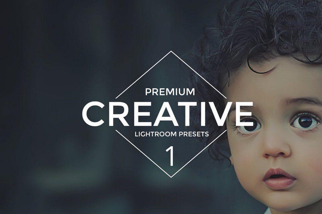 Creative-1-Lightroom-Presets 20 Best Newborn Lightroom Presets for Baby Photography design tips
