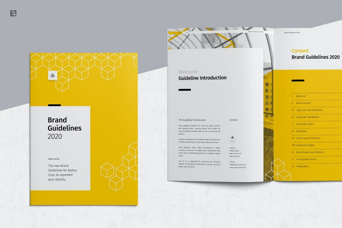 Creative-Brand-Manual-Template 20+ Best Brand Manual & Style Guide Templates 2020 (Free + Premium) design tips
