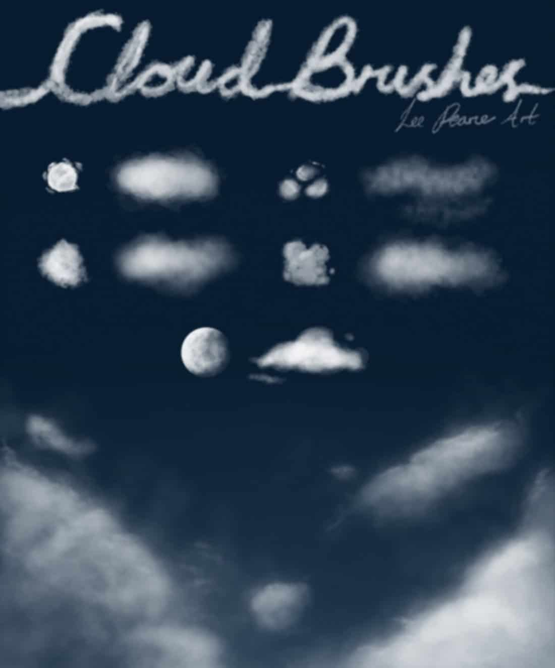 Creative Cloud Brushes For Photoshop