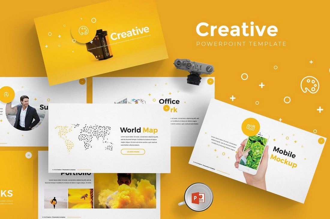 Creative-Cool-Powerpoint-Template 20+ Best Cool PowerPoint Templates design tips