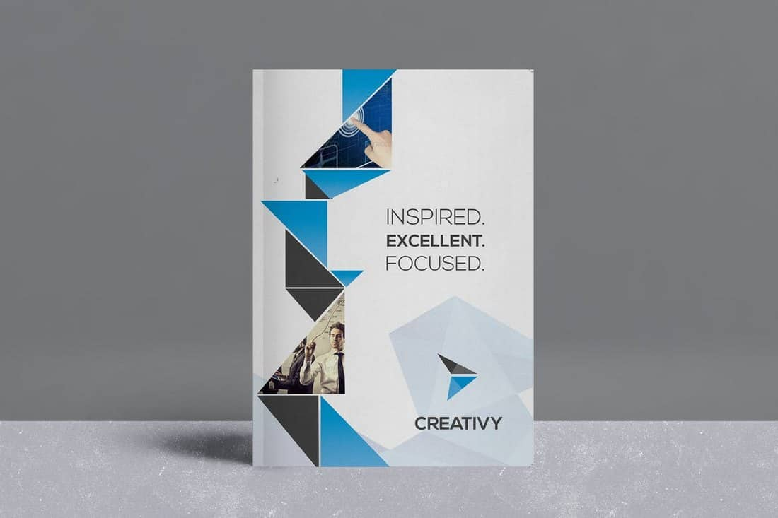 Creative Corporate Brochure Template