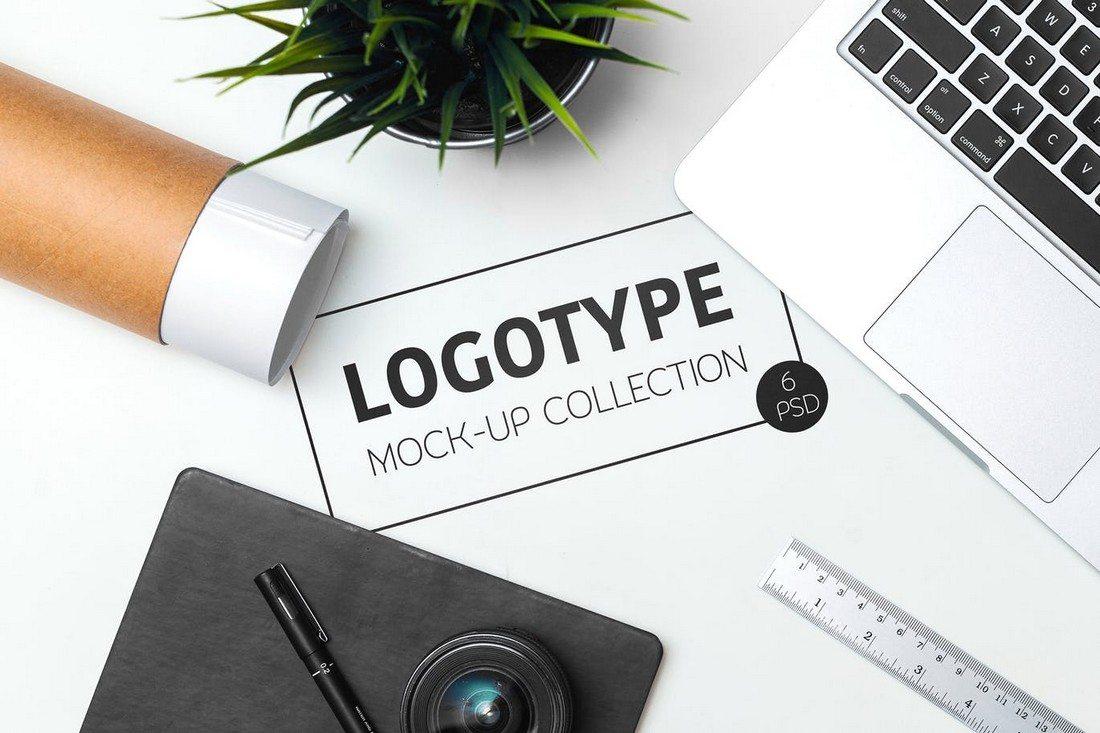 Creative-Logo-Mock-Up-Collection 100+ Logo Mockup Templates (PSD & Vector) design tips