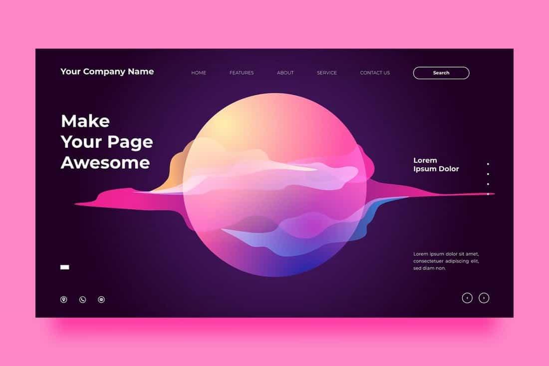 20 Best Background Templates Design Shack