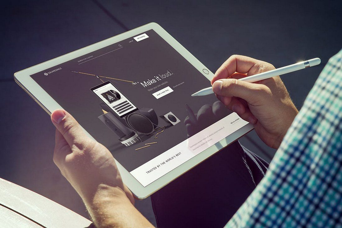 Creative-iPad-Pro-Mockup 20+ Best iPad Pro Mockups 2020 (Free & Premium) design tips  Inspiration|iPad pro|mockup