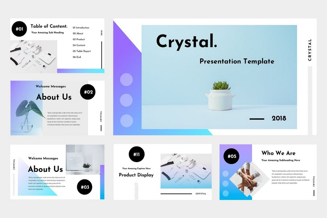 Crystal-Animated-Keynote-Template 15+ Best Animated Keynote Templates With Stylish Transitions design tips