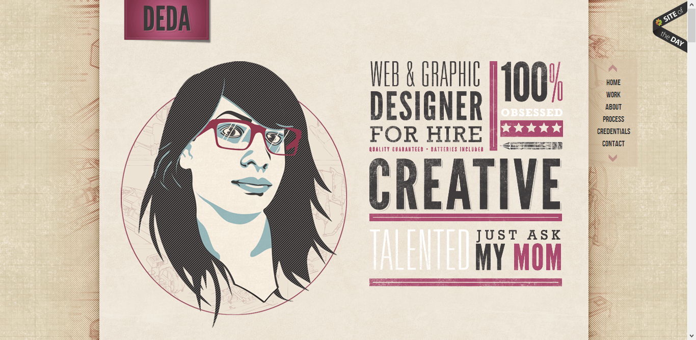 15 Inspirational Portfolio Designs Design Shack